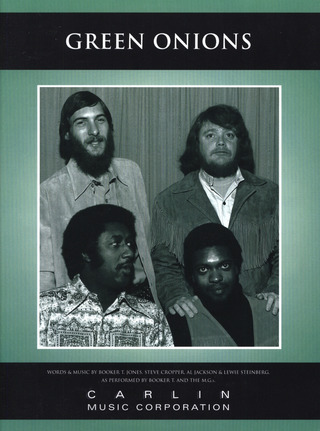 Booker T. And The M. G's: Green Onions