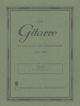 several Guitars | The classics (1750–1800) | Stretta Sheet