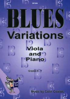 Colin Cowles: Blues Variations