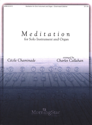 Cécile Chaminade: Meditation