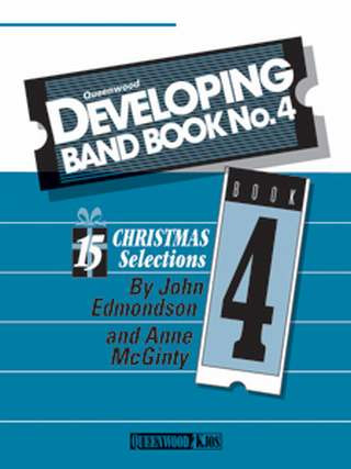 Edmondson John + Mcginty Anne: Developing Band Book 4