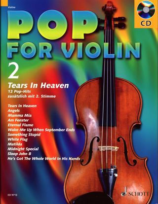 Pop for Violin 2