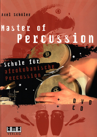 Schueler Axel: Master of Percussion