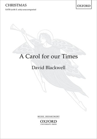 David Blackwell: A Carol for our Times