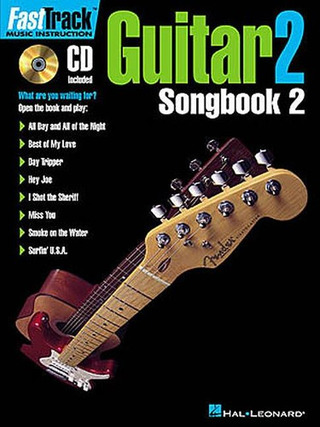 FastTrack Guitar 2 – Songbook 2