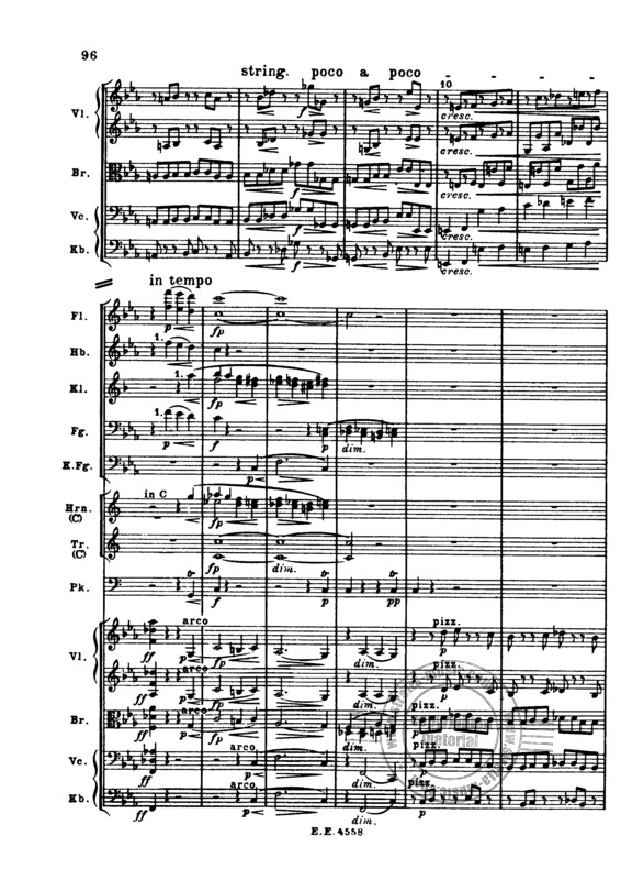 Brahms 1 Sinfonie