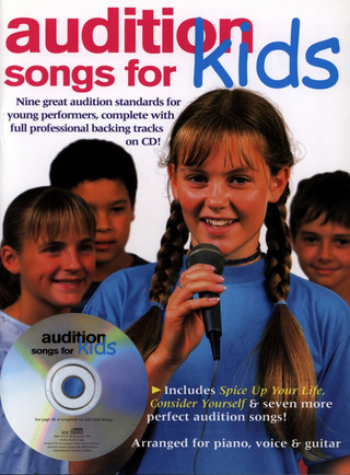 Audition songs for kids