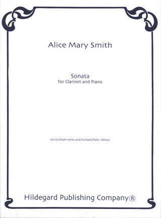 Alice Mary Smith: Sonata in A