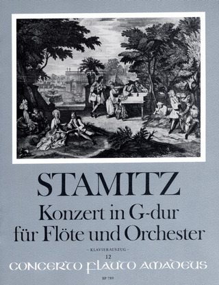 Carl Stamitz: Concerto in G Major