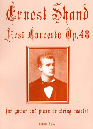 Shand Ernest: First Concerto Op 48