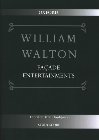 William Walton: Facade Entertainments