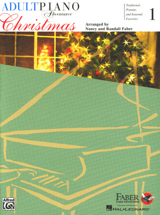 Adult Piano Adventures – Christmas 1