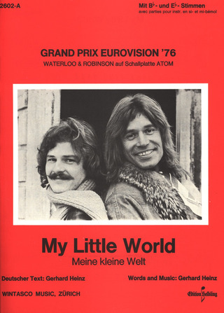 Heinz Gerhard: My Little World