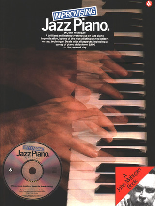 Mehegan John: Improvising Jazz Piano Book/Cd
