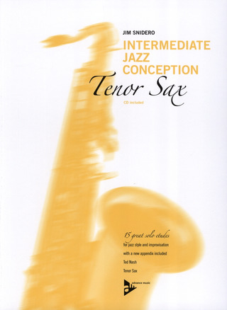 Jim Snidero: Intermediate Jazz Conception – Tenor Saxophone