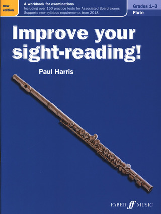 Paul Harris: Improve Your Sight-Reading! Grades 1–3