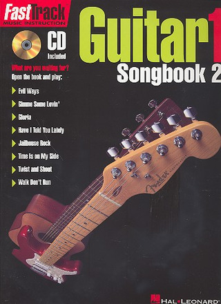 FastTrack Guitar 1 – Songbook 2