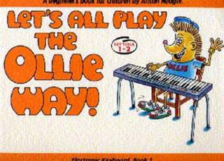Alison Hedger: Lets all play the Ollie Way 1