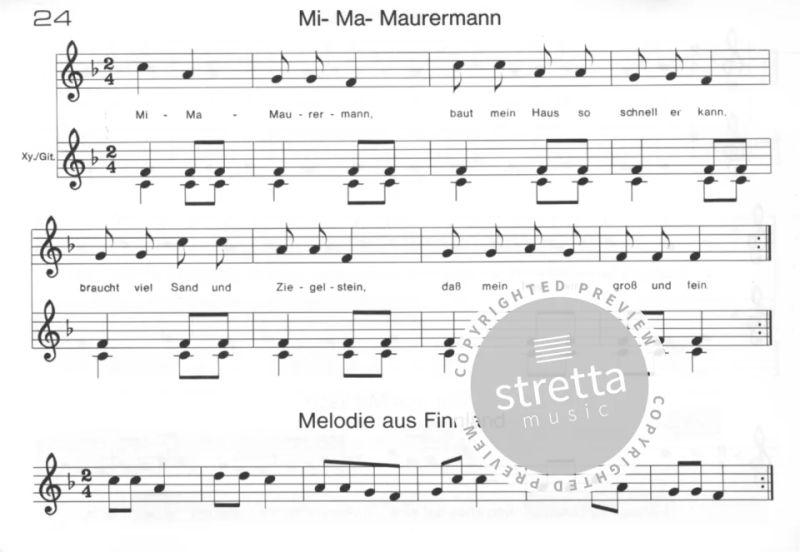 Blockflöte Noten Schule Blockflötenschule Blockflöten ABC 2 Bodenmann