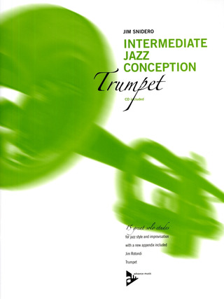 Jim Snidero: Intermediate Jazz Conception – Trumpet