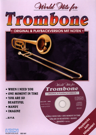World Hits for Trombone 1