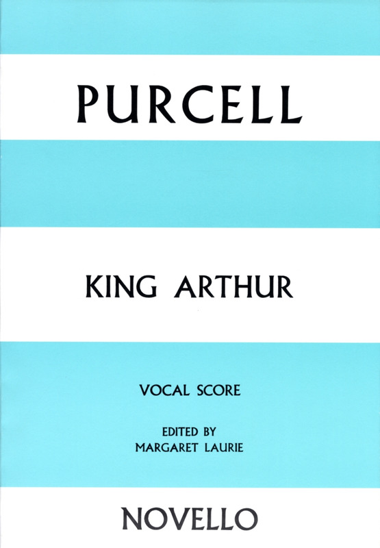 Henry Purcell: Purcell, H King Arthur (Laurie) V/S