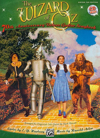 Harold Arlen: The Wizard Of Oz - 70th Anniversary Deluxe Songbook