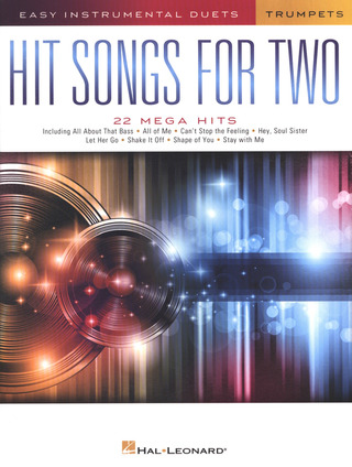 Hit Songs For Two Trumpets