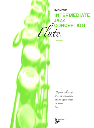 Jim Snidero: Intermediate Jazz Conception – Flute