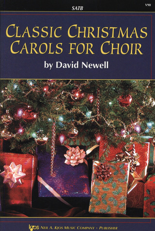 Classic Christmas Carols For Choir