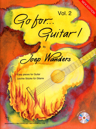 Joep Wanders: Go for Guitar! 2