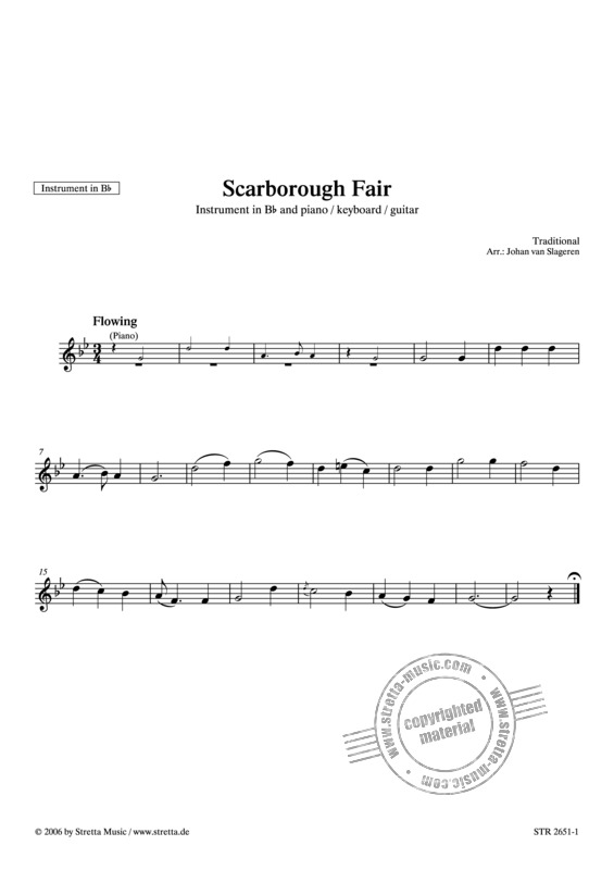 Scarborough Fair (1)