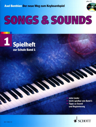 Axel Benthien: Songs & Sounds 1