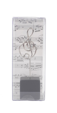 Memo Stand g-clef|