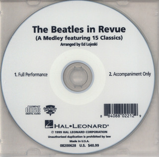The Beatles: The Beatles in Revue