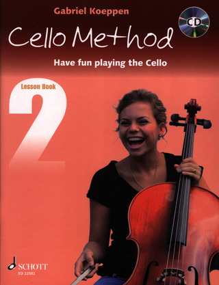 Gabriel Koeppen: Cello Method 2