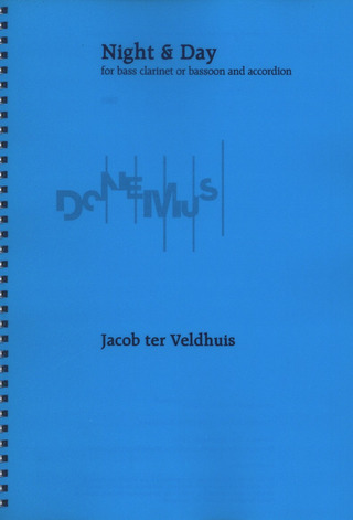 Jacob Ter Veldhuis: Night & day op. 58a