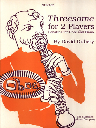 Dubery David: Threesome For 2 Players (Sonatine)
