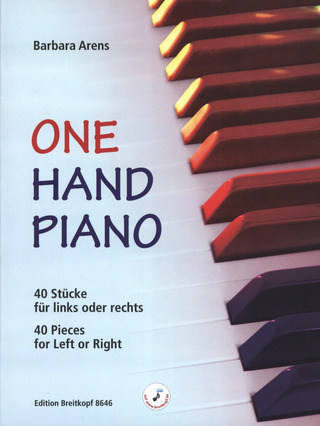 Barbara Arens: One Hand Piano