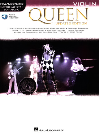 Queen –  Updated Edition (Violin)
