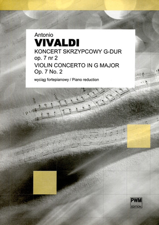 Antonio Vivaldi: Concerto in G Major op. 7/2