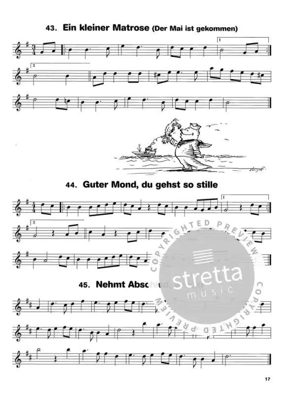 Saxophon Noten Lieder Spielbuch 1  zu HÖREN LESEN SPIELEN Band 1  leicht