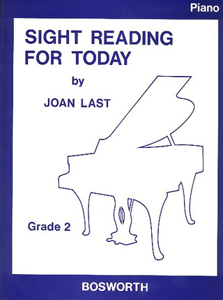 Last Joan: Sight Reading For Today Grade 2