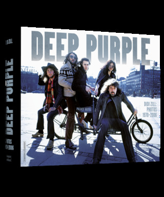 Didi Zill: Deep Purple Photos