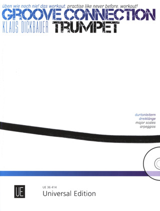 Klaus Dickbauer: Groove Connection 1 – Trumpet