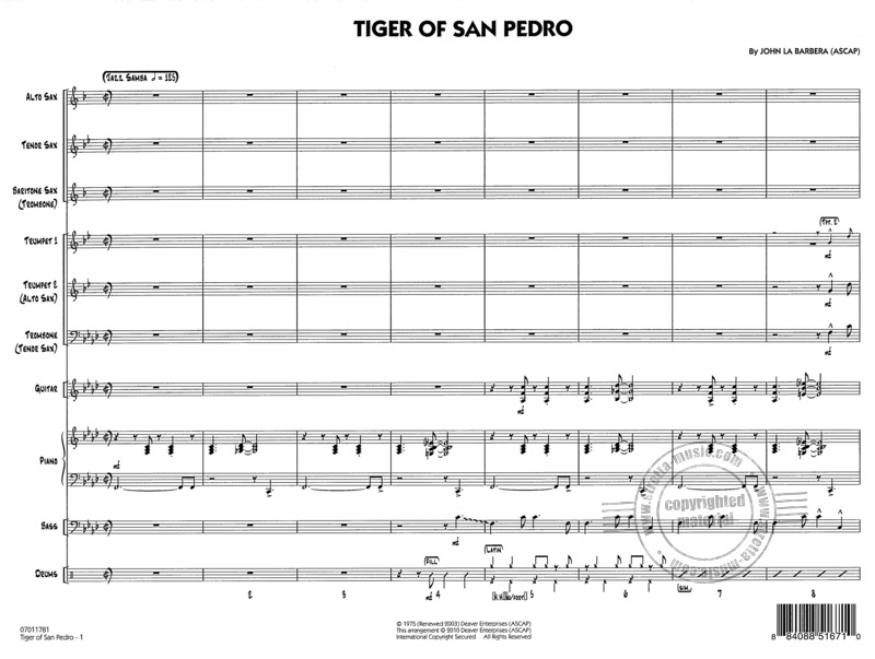 John La Barbera: Tiger of San Pedro (1)