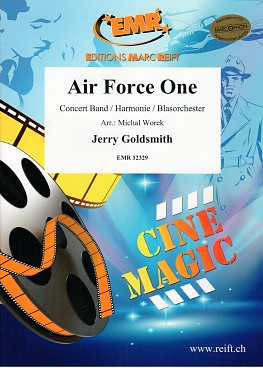 Jerrald King Goldsmith: Air Force One