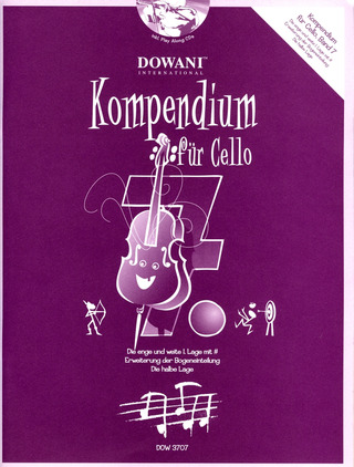 Josef Hofer: Kompendium für Cello 7