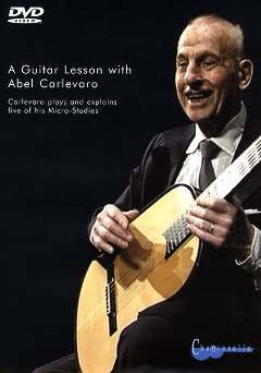 Abel Carlevaro: A Guitar Lesson With
