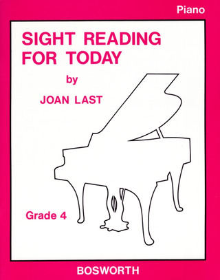 Last Joan: Sight Reading For Today Grade 4